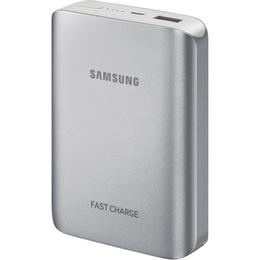 Портативный аккумулятор Samsung EB-PG935B Silver (microUSB/USB-выход, 10200mAh, 2A)