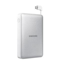 Портативный аккумулятор Samsung EB-PN915B Silver (microUSB/USB-выход, 11.3mA)