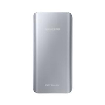 Портативный аккумулятор Samsung EB-PN920U Silver (microUSB/USB-выход, 5200mAh, 2A)