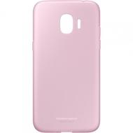 Чехол Samsung Jelly Cover EF-AJ250T Pink (для Samsung SM-J250 J2 2018)