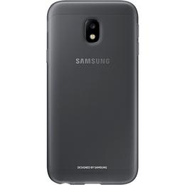 Чехол Samsung Jelly Cover EF-AJ330T Black (для Samsung SM-J330 J3 2017)
