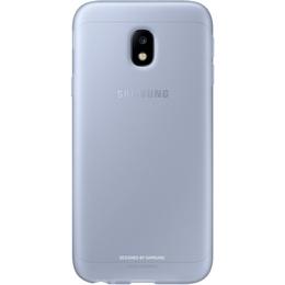 Чехол Samsung Jelly Cover EF-AJ330T Light Blue (для Samsung SM-J330 J3 2017)