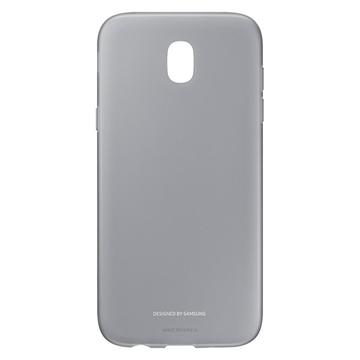 Чехол Samsung Jelly Cover EF-AJ530T Black (для Samsung SM-J530 J5 2017)