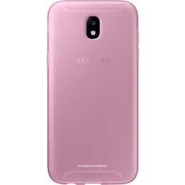 Чехол Samsung Jelly Cover EF-AJ530T Pink (для Samsung SM-J530 J5 2017)
