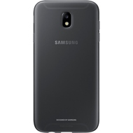 Чехол Samsung Jelly Cover EF-AJ730T Black (для Samsung SM-J730 J7 2017)