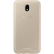 Чехол Samsung Jelly Cover EF-AJ730T Gold (для Samsung SM-J730 J7 2017)