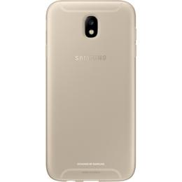Чехол Samsung Jelly Cover EF-AJ730T Gold (для Samsung SM-J730 J7 2017)