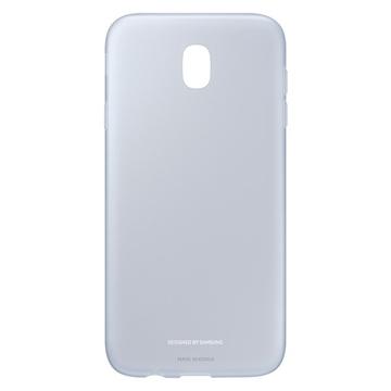 Чехол Samsung Jelly Cover EF-AJ730T Light Blue (для Samsung SM-J730 J7 2017)