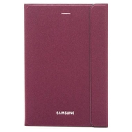 "Чехол Samsung Book Cover Fabric EF-BT350B Red (для Samsung SM-T350/355 Galaxy Tab A 8"")"