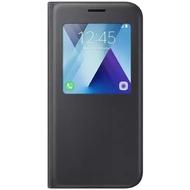 Чехол Samsung S-View Cover EF-CA520P Black (для Samsung SM-A520 Galaxy A5 2017)