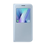 Чехол Samsung S-View Cover EF-CA520P Blue (для Samsung SM-A520 Galaxy A5 2017)