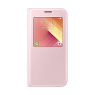 Чехол Samsung S-View Cover EF-CA520P Pink (для Samsung SM-A520 Galaxy A5 2017)