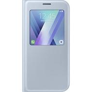 Чехол Samsung S-View Cover EF-CA720P Blue (для Samsung SM-A720 Galaxy A7 2017)