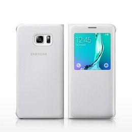 Чехол Samsung S-View Cover EF-CG928P White (для Samsung SM-G928F Galaxy S6 Edge Plus)