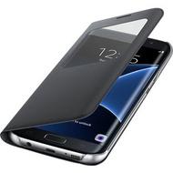Чехол Samsung S-View EF-CG935P Black (для Samsung SM-G935F Galaxy S7 Edge)
