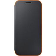 Чехол Samsung Flip Cover EF-FA320P Black (для Samsung SM-A320 Galaxy A3 2017)