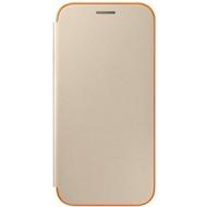 Чехол Samsung Flip Cover EF-FA320P Gold (для Samsung SM-A320 Galaxy A3 2017)