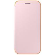 Чехол Samsung Flip Cover EF-FA320P Neon Pink (для Samsung SM-A320 Galaxy A3 2017)
