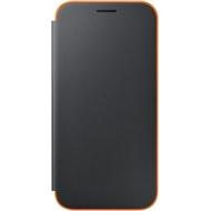 Чехол Samsung Flip Cover EF-FA520P Neon Black (для Samsung SM-A520 Galaxy A5 2017)