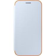 Чехол Samsung Flip Cover EF-FA520P Neon Blue (для Samsung SM-A520 Galaxy A5 2017)