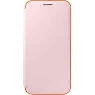 Чехол Samsung Flip Cover EF-FA520P Neon Pink (для Samsung SM-A520 Galaxy A5 2017)