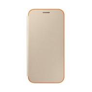 Чехол Samsung Flip Cover EF-FA720P Gold (для Samsung SM-A720 Galaxy A7 2017)