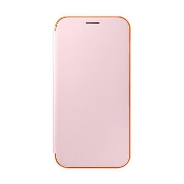 Чехол Samsung Flip Cover EF-FA720P Pink (для Samsung SM-A720 Galaxy A7 2017)
