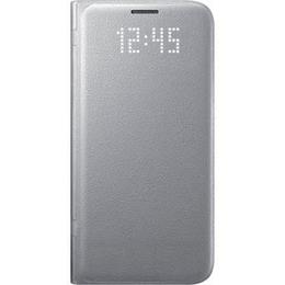 Чехол Samsung LED View EF-NG930P Silver (для Samsung SM-G930F Galaxy S7)