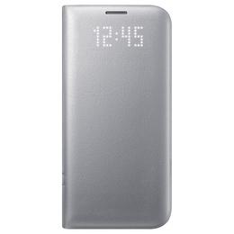 Чехол Samsung LED View EF-NG935P Silver (для Samsung SM-G935F Galaxy S7 Edge)