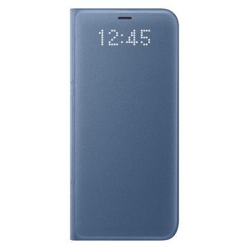 Чехол Samsung LED View EF-NG950P Blue (для Samsung SM-G950F Galaxy S8)