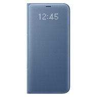 Чехол Samsung LED View EF-NG955P Blue (для Samsung SM-G950F Galaxy S8+)