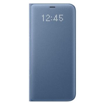 Чехол Samsung LED View EF-NG955P Blue (для Samsung SM-G950F Galaxy S8+)
