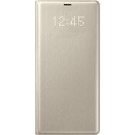 Чехол Samsung LED View EF-NN950P Gold (для Samsung SM-N950F Galaxy Note 8)