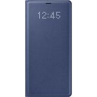Чехол Samsung LED View EF-NN950P Blue (для Samsung SM-N950F Galaxy Note 8)
