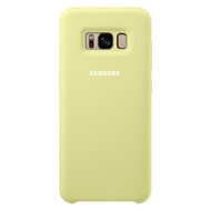 Чехол Samsung Silicone Cover EF-PG950T Green (для Samsung SM-G950F Galaxy S8)