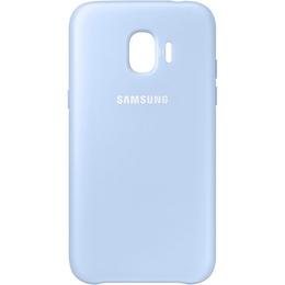 Чехол Samsung Layer Cover EF-PJ250C Blue (для Samsung SM-J250 J2 2018)