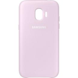 Чехол Samsung Layer Cover EF-PJ250C Pink (для Samsung SM-J250 J2 2018)