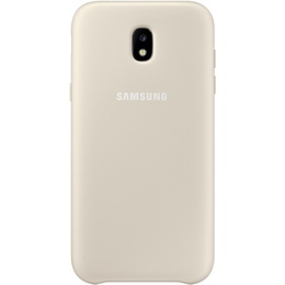 Чехол Samsung Layer Cover EF-PJ330C Gold (для Samsung SM-J330 Galaxy J3 2017)