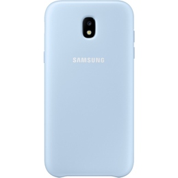 Чехол Samsung Layer Cover EF-PJ330C Light Blue (для Samsung SM-J330 Galaxy J3 2017)