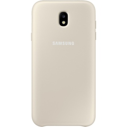 Чехол Samsung Layer Cover EF-PJ730C Gold (для Samsung SM-J730 J7 2017)