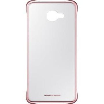 Чехол Samsung Clear Cover EF-QA710C Pink (для Samsung SM-A710F Galaxy A7 2016)