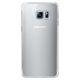 Чехол Samsung Glossy Cover EF-QG928M Silver (для Samsung SM-G928F Galaxy S6 Edge Plus)