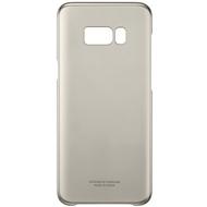 Чехол Samsung Clear Cover EF-QG950C Gold (для Samsung SM-G950F Galaxy S8)