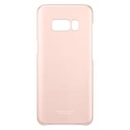 Чехол Samsung Clear Cover EF-QG950C Pink (для Samsung SM-G950F Galaxy S8)