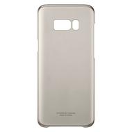Чехол Samsung Clear Cover EF-QG955C Gold (для Samsung SM-G950F Galaxy S8+)