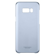 Чехол Samsung Clear Cover EF-QG955C Blue (для Samsung SM-G955F Galaxy S8+)