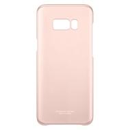 Чехол Samsung Clear Cover EF-QG955C Pink (для Samsung SM-G950F Galaxy S8+)