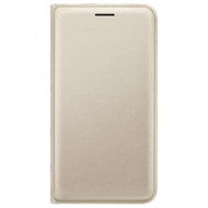Чехол Samsung Flip Wallet EF-WJ120P Gold (для Samsung J120 J1 2016)