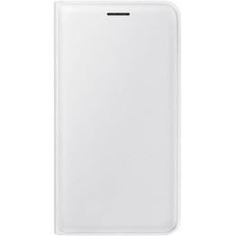Чехол Samsung Flip Wallet EF-WJ120P White (для Samsung J120 J1 2016)