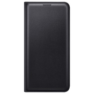 Чехол Samsung Flip Wallet EF-WJ510P Black (для Samsung SM-J510 Galaxy J5 2016)